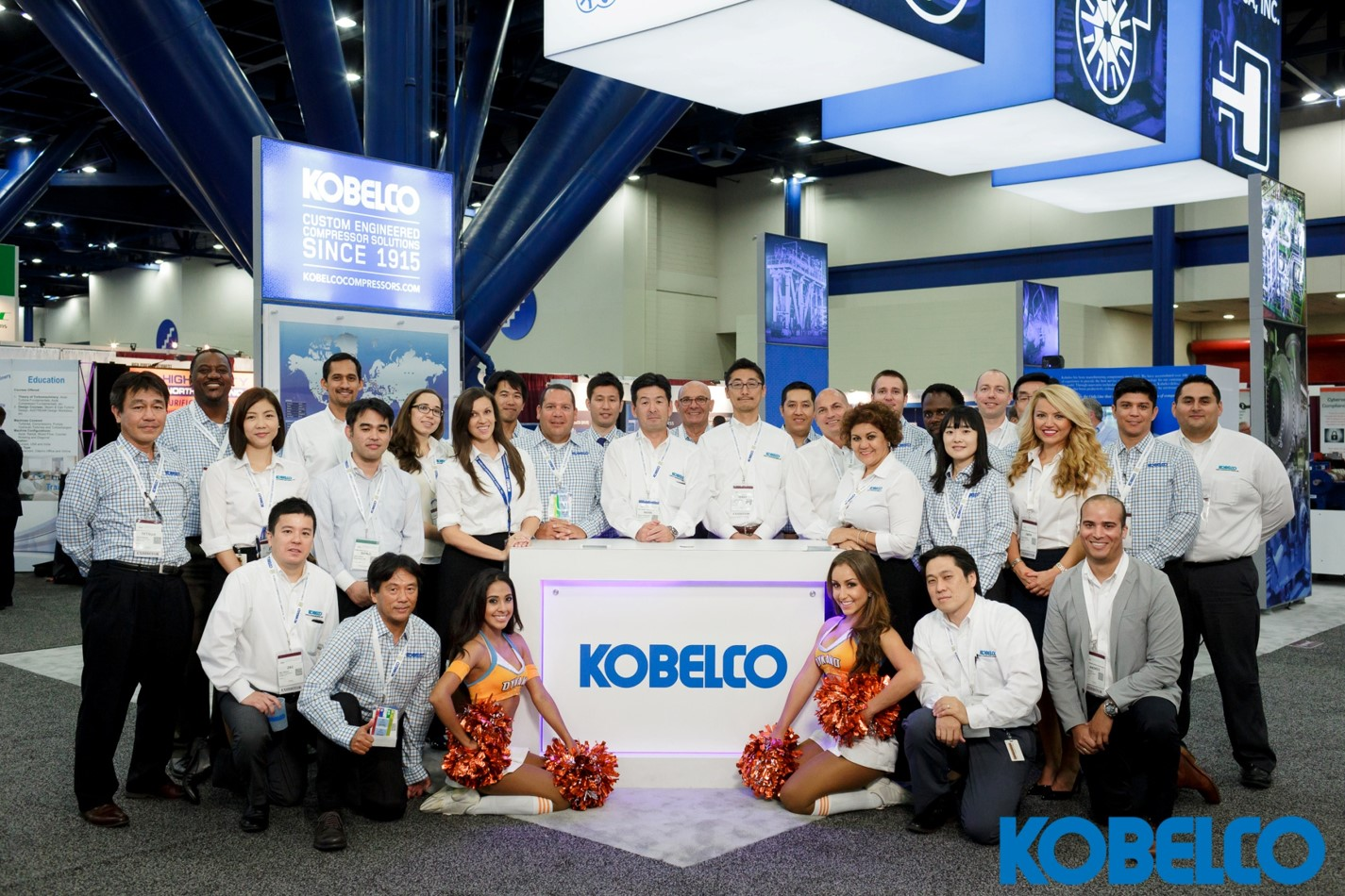 Kobelco- Kobe Steel Group